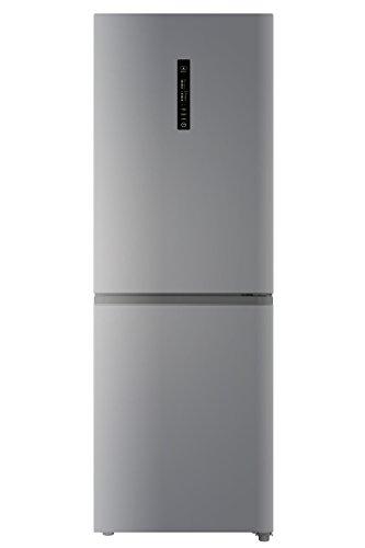 Haier C3FE837CGJ nevera y congelador Independiente Plata 365 L A+++ - Frigorífico (365 L, Antiescarcha (nevera), SN-T, 12 kg/24h, A+++, Plata)