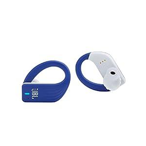 JBL Endurance PEAK - Waterproof True Wireless In-Ear Sport Headphones - Blue