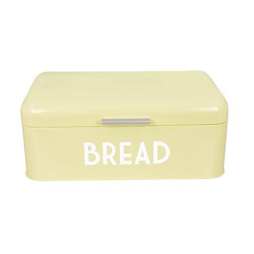 Home Basics BB44454 Bread Box, Cream