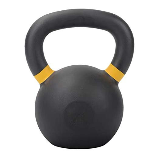 SuoANI Solid Cast Iron Kettlebells Exercise Kettlebell,Weight Training Equipment Workout Equipment Gear