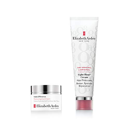 Elizabeth Arden Visible Difference Moisturizing Eye Cream 15 ml + Eight Hour Skin Protectant 50 ml