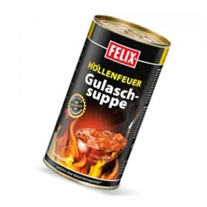 Felix - Höllenfeuer Gulaschsuppe - 560 g