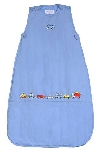 The Dream Bag Jungen Beep Beep Baby Schlafsack (70cm, 2,5Tog, blau)