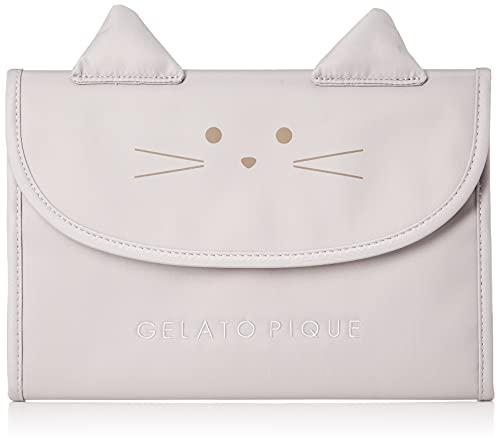 [ジェラート ピケ] CAT母子手帳ケースL PWGG212789 レディース LGRY