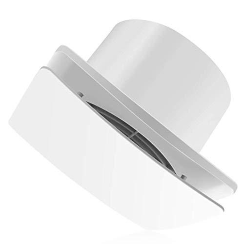 LXZDZ De pared Extractor, Ventilación del ventilador Fácil instalada for la ventana de conductos casa de vidrio de pared Silencio