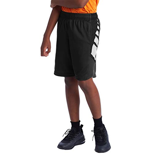 "C9 Champion Boys' Basketball Shorts-8"" Inseam, Ebony, L"