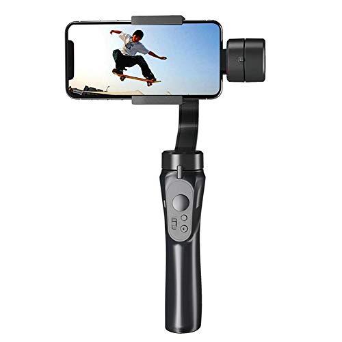 Aoile 3-assige handheld universele stabilisator Gimbal voor camera telefoon Samsung Galaxy Smartphone Reizen H4