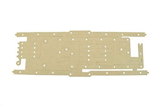 4N1151-6Caterpillar 3406B//E//C15 One Piece Oil Pan Gasket