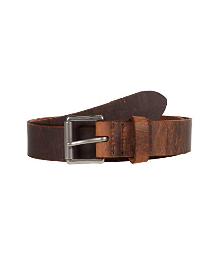 Red Wing Heritage 1 1/2' Pioneer Leather Belt Copper Rough & Tough 30