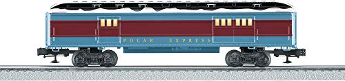 Lionel The Polar Express, Electric O Gauge Model Train Cars, Baggage