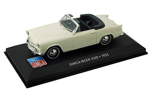 Altaya by Ixo Maqueta de coche para Simca Week-End (1955) 1:43