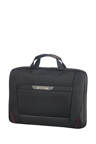 SAMSONITE PRO-DLX 5 - Sleeve for 15.6\'\' Laptop Aktentasche, Magnetic Grey