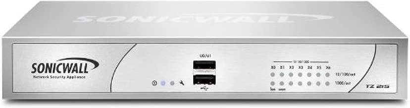 SonicWall 01-SSC-4976 TZ 215 Network Security UTM Firewall