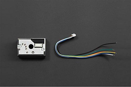 Sharp GP2Y1010AU0F Compact Optical Dust Sensor, Sharp GP2Y1010AU0F Kompakter optischer Staubsensor