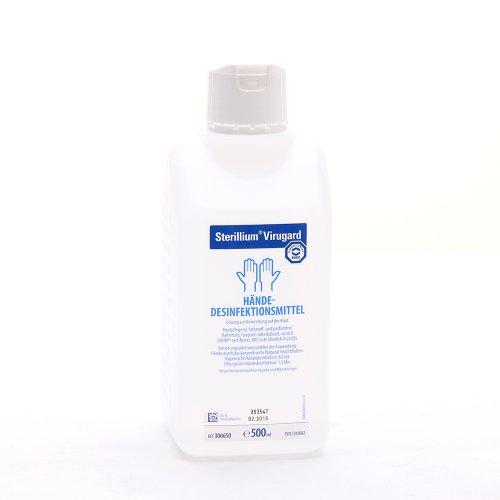 10 x 500ml Sterillium Virugard Hygiene Händedesinfektion Desinfektionsmittel