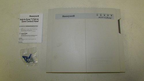 Honeywell taz-4totalzone add-a-zone Panel de control por Honeywell