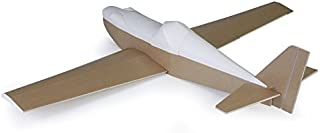 Graupner ft4122RC Modelo de Avión Racer, Deportes Avión, Montar, Impermeable ft Foam Board, envergadura 1016mm