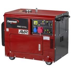 Powermate by Pramac PMD5050s Generador de diésel