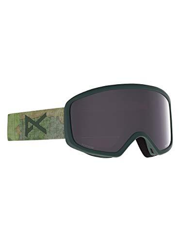Anon Damen Deringer Snowboard Brille, Camo/Perceive Sunny Onyx