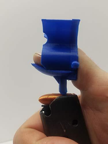 BulletBlaster Painless Universal Magazine Speedloader Thumbsaver (Blue)