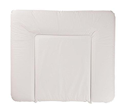 Geuther, Matelas à Langer XL souple, coloris: Blanc - 85 x 75 cm
