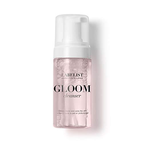 Labelist | Limpiador Facial en Espuma Gloom Cleanser | 100 ml | Limpia y Cuida la piel | Cuidado Facial | Aloe Vera | Especial para Pieles Grasas | Limpia y Tonifica | Cuidado Facial