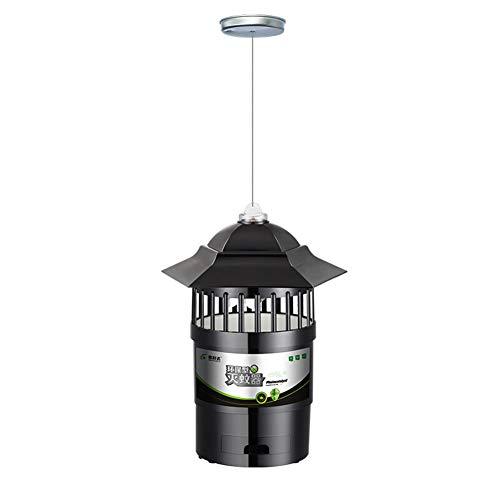 Lámpara insecticida para jardín Araña Iluminación/Mosquito/decoración Impermeable y a Prueba de Fugas...