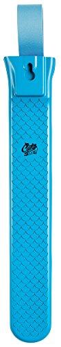Cuda Knife Sheath, blaue Kunststoffscheide, Gürtelschlaufe, Wasserablauf, passend nur für Cuda Titanium Knives