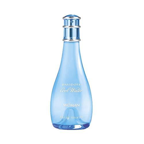 DAVIDOFF Cool Water Woman Eau de Toilette 100ml Perfume for Her