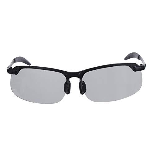 BESPORTBLE Gafas Polarizadas Gafas de Sol de Aviador Cambio de Color Gafas...