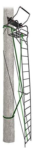 Primal Treestands 22' Mac Daddy Xtra Wide Deluxe Ladderstand