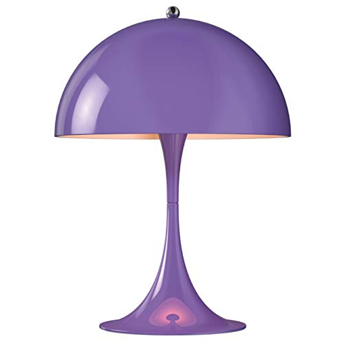 Louis Poulsen Panthella mini-tafellamp, violet