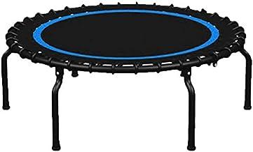 Oefening Trampoline vouwtrampoline voor volwassenen, draagbare mini-vouwen fitness trampoline rustige en veilige bounce re...