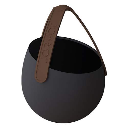 Jokjor siliconen mand Sling Preto/chocolade