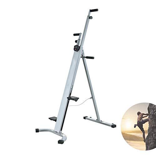 H.aetn Máquinas de Escalador Vertical Bicicleta estática Plegado de Cuerpo Completo Equipo...