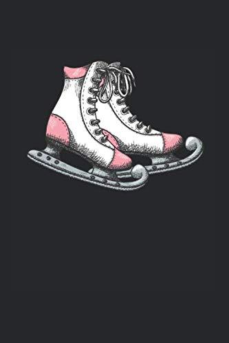Diabetes Tagebuch: Schlittschuhlaufen Eiskunstlauf Winter Geschenk Typ 1 & Typ 2, 120 Seiten, 59 Wochen, 6X9 (Ca. A5), Blutzuckertagebuch, Hypertonietagebuch