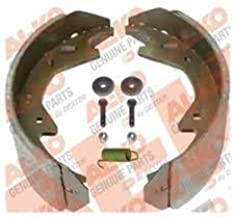 K71-818-00 Genuine AL-KO Brake Shoe & Lining KIT for 12.25