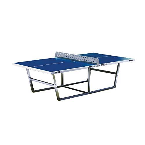 Joola Unisex – volwassenen City tafeltennistafel, blauw, 274х152.5х76