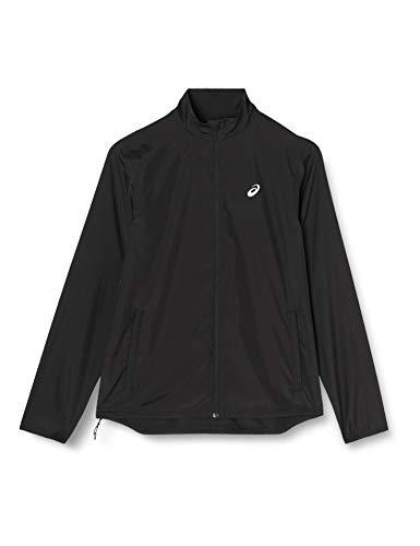 ASICS Silver Jacket Jacke M Performance Black