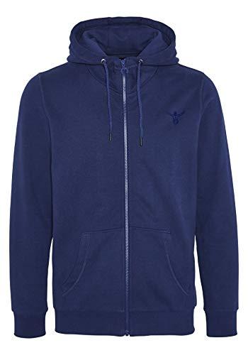 Chiemsee Herren Sweatjacke Men Sweatshirts, Blueprint, M