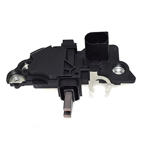 Hsmin Regulador de Voltaje del alternador Fit para Audi Fit para VW Chrysler Fit para Ford Fit para Mercedes-Benz Nissan...