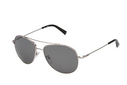 Sting Herren SST00556579X Sonnenbrille, Grau (Gris), 55.0