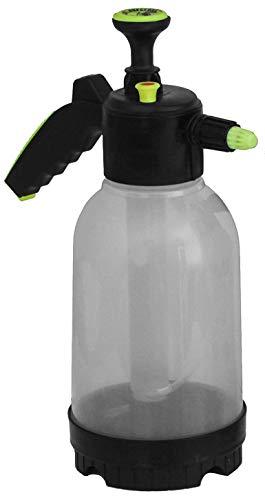 ONPIRA Pumpsprühflasche 2L in 2 Farben zur Auswahl (Transparent)