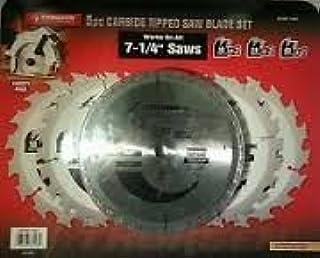 """Credo saw blade 7-7 1//4/"""" 18T Carbide tipped 2"""