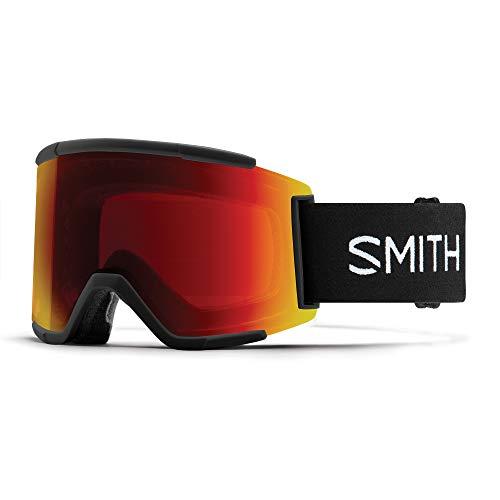 Smith Squad XL Schneebrille, Schwarz, Einheitsgröße