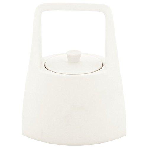 Ritzenhoff KOI Zuckerdose - Weiß, Sugar Bowl - White, 2540012