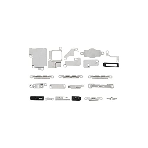 HOUSEPC Set 21 in 1 Staffe Placche Metalliche per iPhone 5 Scheda Madre Display Cover