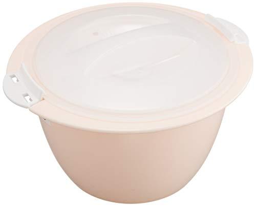 曙産業 おかゆメーカー 日本製 電子レンジで一人分のおかゆが炊ける ご飯からでも生米からでも作れる レンゲスプーン付 チンしておまかせ! おかゆ炊き RE-1511