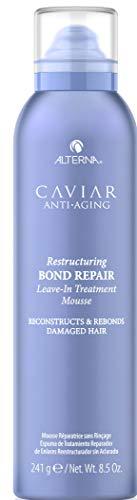 Alterna Caviar Anti-Aging Restructuring Bond Repair Mousse de Traitement Sans Rinçage pour Mousse Unisexe 8.5 oz 240.98 g