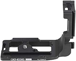 Genesis Base PLL-5DMKIII L-Bracket/Plate for Canon 5D Mark III